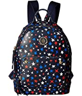Tommy Hilfiger - Emmeline Multi Star PVC Backpack