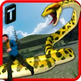 Beautiful 3D graphics Realistic swamp with day and night mode Various lifelike anaconda breeds Simple and smooth controls to help chase your prey Amusing gameplay with realistic animations Attack, constrict, and destroy; you're out for blood!