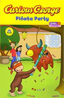 Curious George Pinata Party (CGTV Reader)
