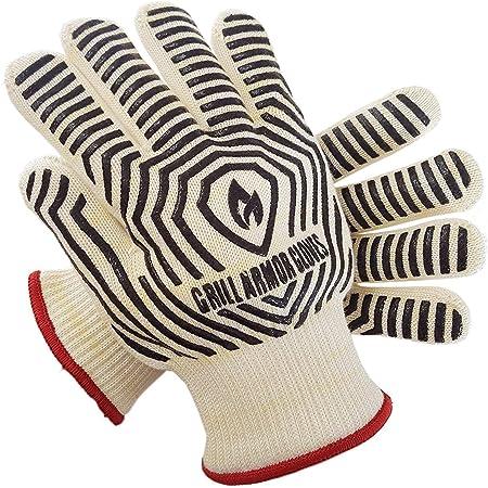 Gloves Heat Resistant Ironing Mittens Kitchen Glove Cooking Garment Steamer OS
