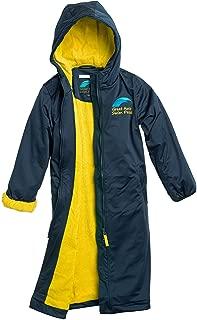 Great Aussie Swim Parkas Swim Robe/Swim Jacket Aqua Adult