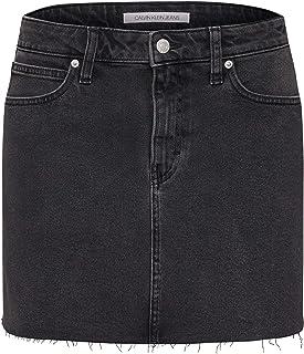 Calvin Klein Skirt for Women, Black - 25 EU