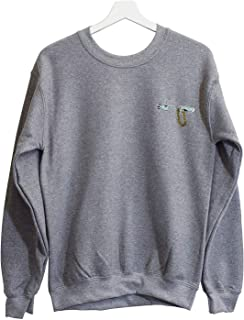 Actual Fact ATCQ Tribe Called Quest Hip Hop Graphite Heather Sweatshirt Top