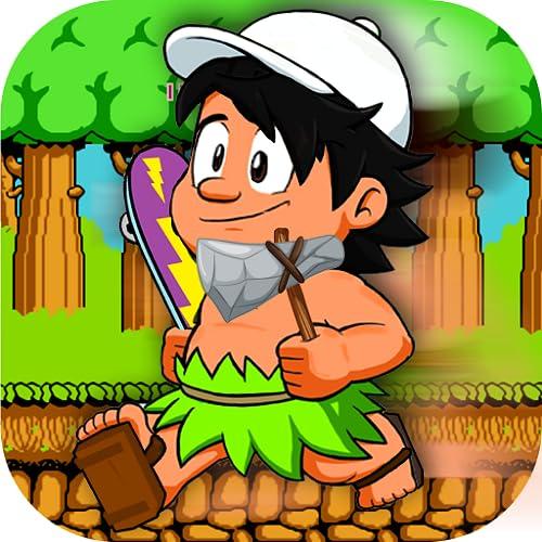 Adventure Jump Island ️ Wonder Super Boy
