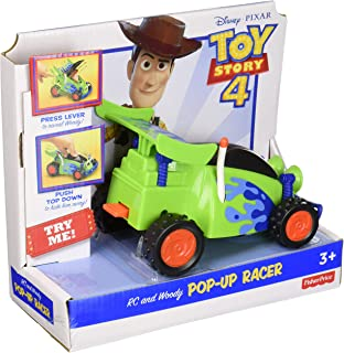 Fisher-Price Disney Pixar Toy Story 4 Woody Vehicle