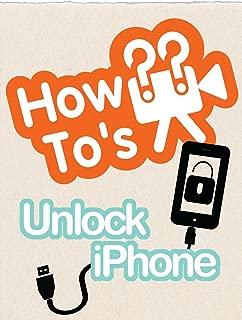 How To's Unlock iPhone