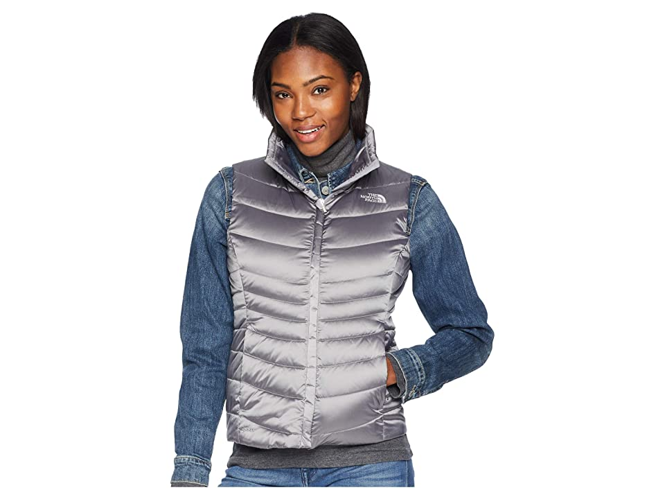 The North Face Aconcagua Vest II (Shiny Mid Grey) Women
