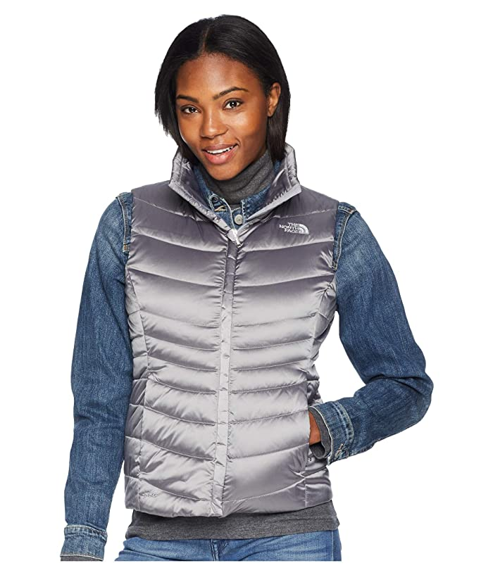 The North Face  Aconcagua Vest II (Shiny Mid Grey) Womens Vest