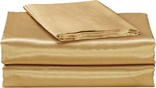 Best light purple satin sheets Reviews