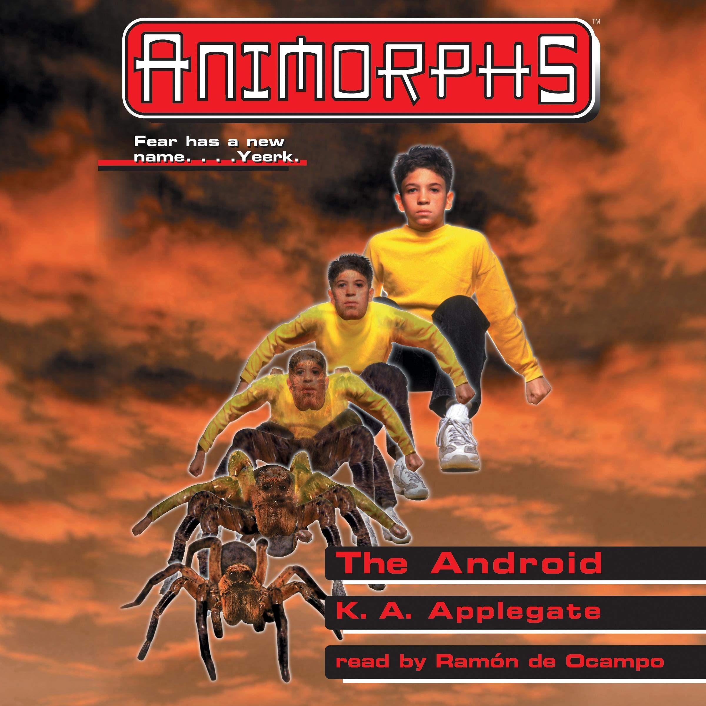 The Android: Animporhs, Book 10