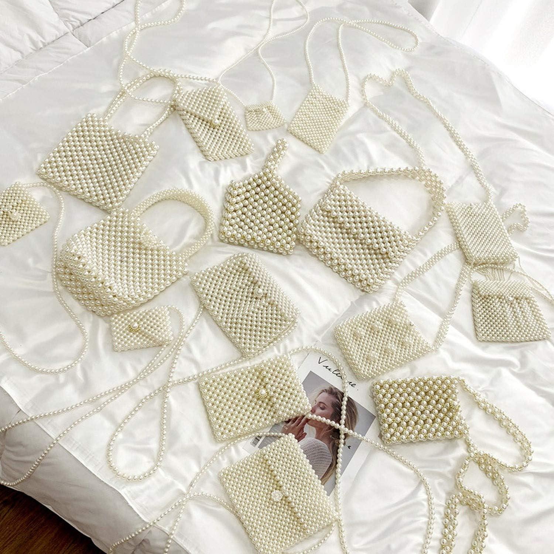 Arrowss Sacs de perles à la main pour les femmes perles Sacs à main Crossbody soirée de mariage Purse Sacs à main d'embrayage sac femmes célèbres 2019 6