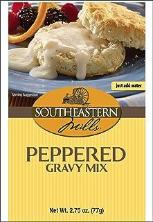 Southeastern Mills Pepper Gravy Mix, 2.75-Ounce (Pack of 24)