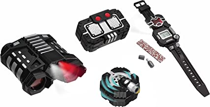 SpyX Recon Set - Includes Night Nocs + Voice Disguiser + Recon Watch + Motion Alarm. Perfect for Your Next Recon Mission and an Awesome Addition for Your spy Gear Collection!