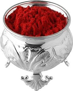 PRD CARATCAFE Sterling Silver 925 Bowl for Baby/GANGAJAL/Prasad/KUMKUM ON Diwali PUJA DHANTERAS NT WT 20GMS