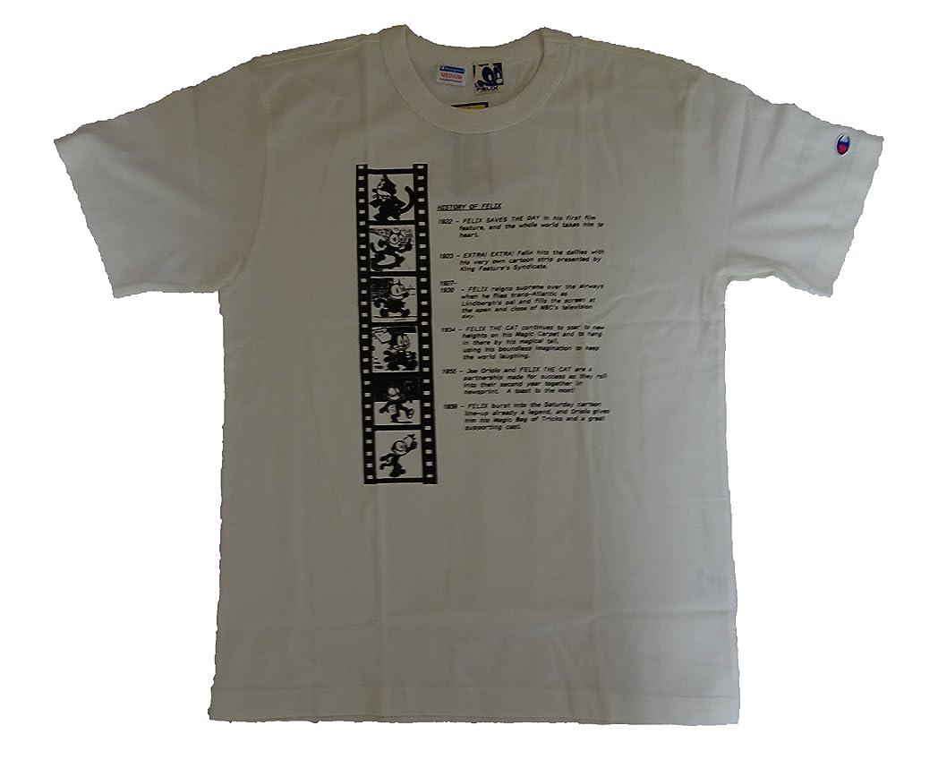 息子触覚思春期チャンピオン、フェリックスコラボTシャツ、C3-F387F、,