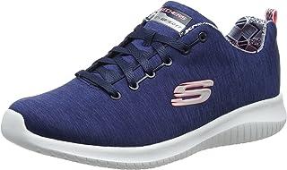 Skechers Women's 12834 Trainers, Blue (Navy), 7 AU