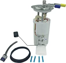 CUSTOM Electric Fuel Pump Module Assembly With Fuel Level Sensor & Strainer & Installation Kits For 02-04 Chevrolet Suburban 1500 GMC Yukon XL 1500 5.3L Flex Fuel (8th Vin Digit Z) E3560M