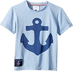 Ship Ahoy! Anchor Tee (Toddler/Little Kids/Big Kids)