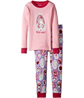 Hatley Kids - Princess Pups Ruff Night PJ Set (Toddler/Little Kids/Big Kids)