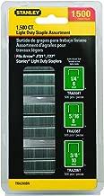 Stanley TRA200BN Light-Duty Staple Assortments