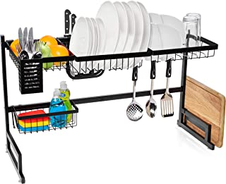 Best stainless steel kitchen drying rack Reviews