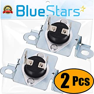 6931EL3003D & 6931EL3004B Dryer Thermal Fuse Kit Replacement by Blue Stars - Exact Fit for LG Dryers - Replaces PS3530485