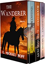 The Wanderer Series Box Set, Books 1-3: Western Historical Fiction