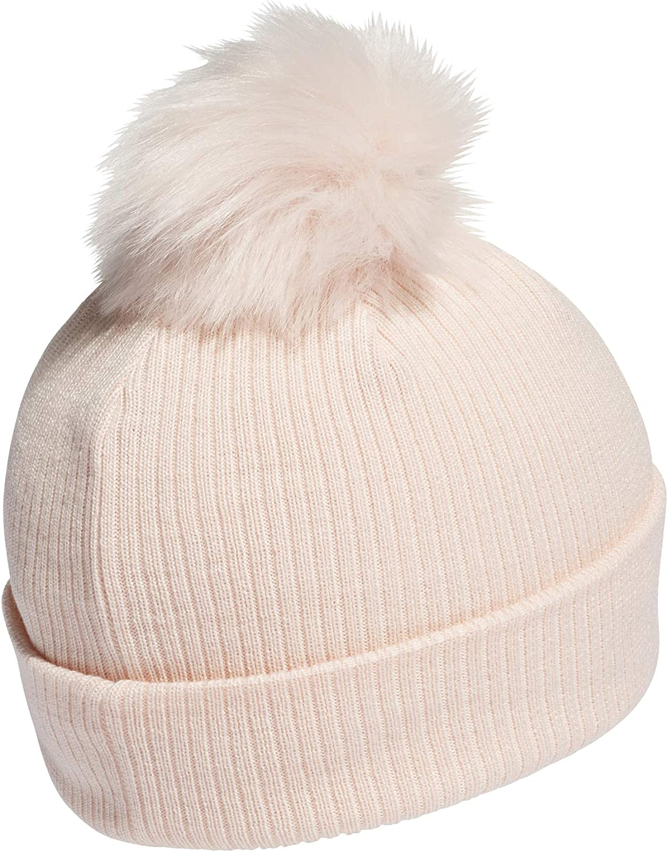 adidas W Fur Pom Beani Hat Mujer