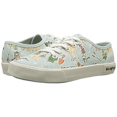 SeaVees Monterey Sneaker Peter Rabbit (Toddler/Little Kid/Big Kid) (Green Peter Rabbit) Men