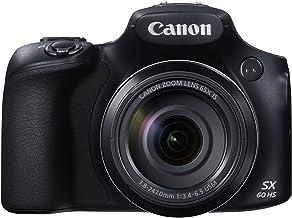 Canon PowerShot SX60 HS - Cámara compacta de 16.8 Mp (pantalla de 3