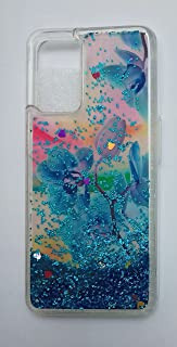 Glitter Back Cover Protection For Phone (Oppo A16)