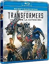 Transformers 4: La Era De La Extinción (BD + BD Extras) [Blu-ray]