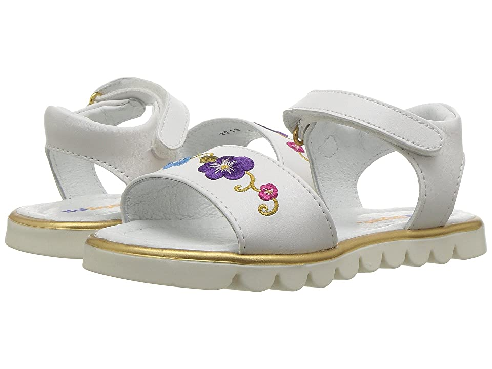 Kid Express Kai (Toddler/Little Kid) (White Combo) Girl