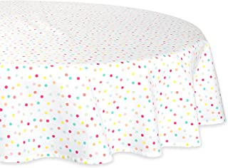DII Cotton Tablecloth for for Dinner Parties, Weddings & Everyday Use, 70