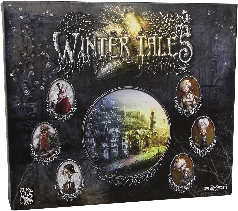 Winter Tales Brettspiel B00C7S2L5A Roman | Innovation