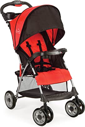 Explore lightweight strollers for toddlers