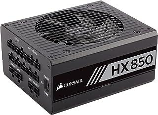 Corsair HX850 HX Series 850 Watt 80 Plus Platinum Fully Modular PSU135 mm Fan ATX Power Supply   CP-9020138-UK