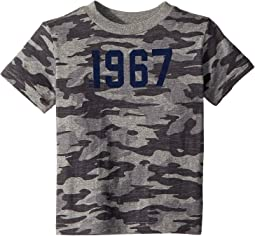 Camo Cotton Jersey T-Shirt (Toddler)