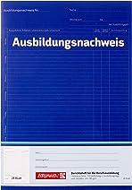Brunnen 104257001 Training Certificate Booklet A4 28 Green