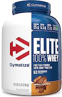 Dymatize Elite - Whey Protein - Chocolate Peanut Butter - (5lb) 2.3kg