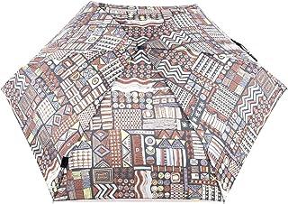 Knirps Regenschirm Mini Taschenschirm Travel klein leicht - Ethno - earth