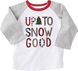 Mud Pie - Up To Snow Good Long Sleeve Shirt (Infant/Toddler)