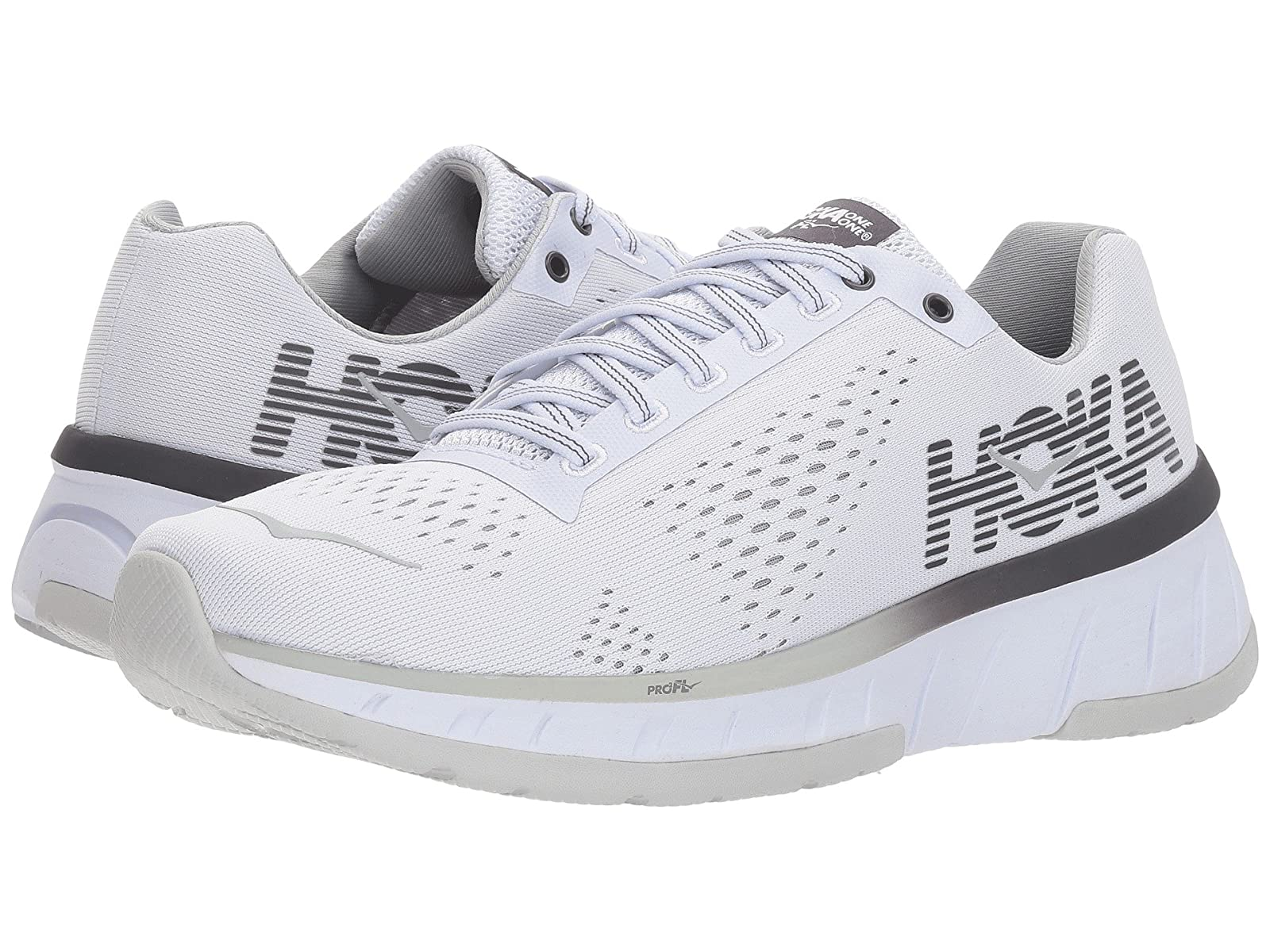Hoka One One CavuAtmospheric grades have affordable shoes