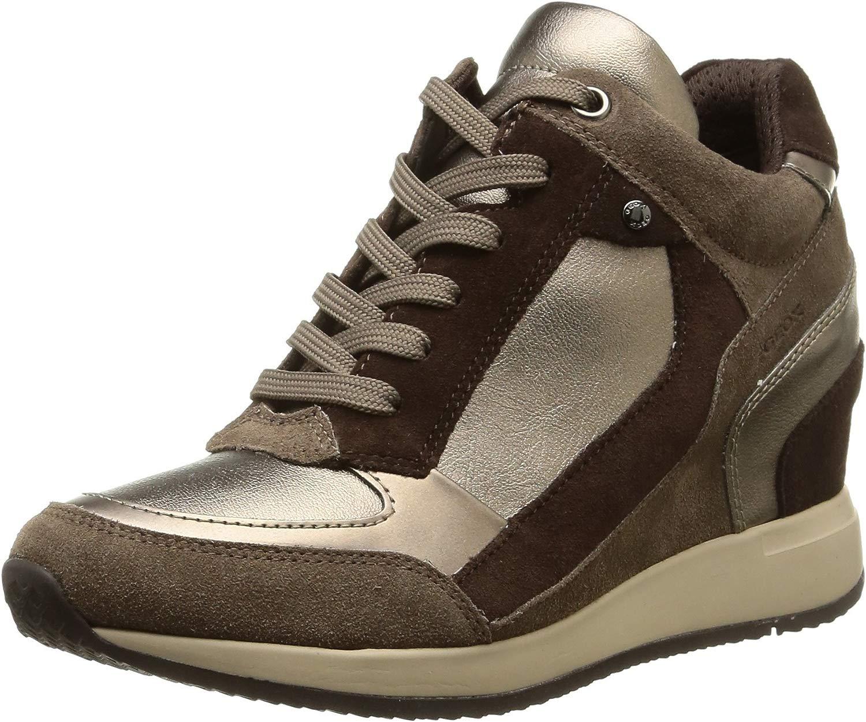 Geox Geox Damen Laufschuhe, Farbe Grau, Marke, Modell Damen Laufschuhe D NYDAME A Grau  Online-Verkauf
