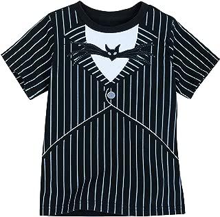 Disney Jack Skellington Costume T-Shirt for Boys Multi
