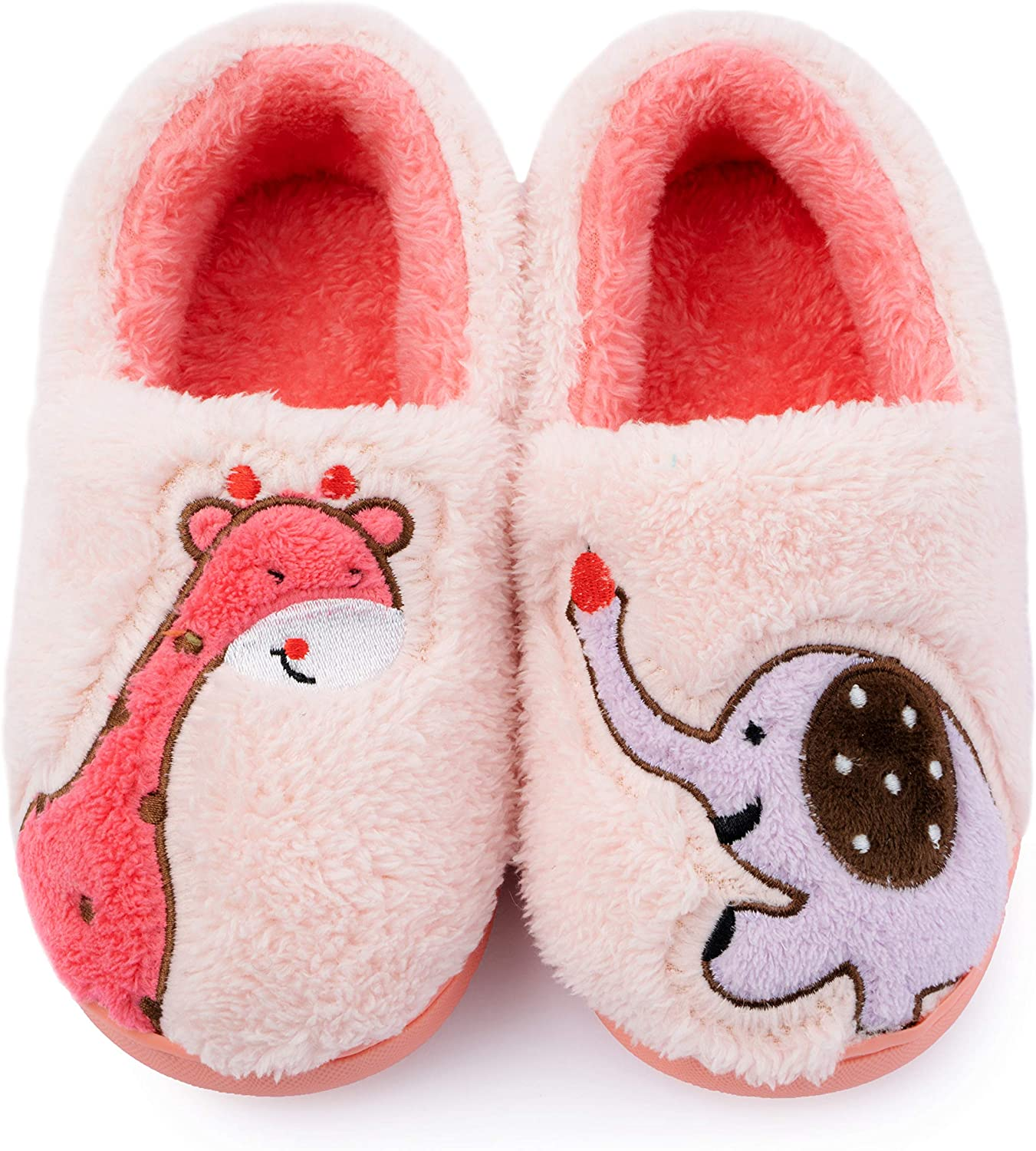 Git-up Year-end gift Boys Girls Discount mail order Slippers Non-Slip Cute A Kids Cartoon
