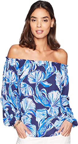 Lou Lou Off-The-Shoulder Top