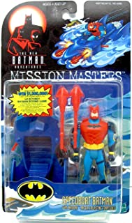 The New Batman Adventures Mission Masters Speedboat Batman