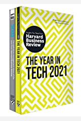 HBR's Year in Business and Technology: 2021 (2 Books) Kindle Edition