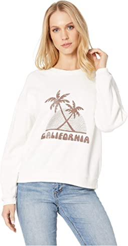 Retro California Sweatshirt